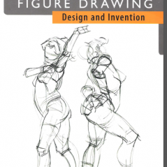 形体绘画 Figure Drawing-Design and Invention 人体结构素描