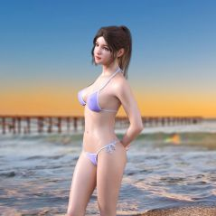 Summer Beach AC