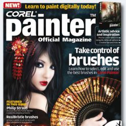 《CorelPainter官方指南第二辑》(Corel Painter Official Magazine Issue 02)PDF