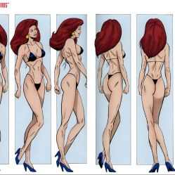 Christopher Hart -How To Draw Great-Looking Comic Book Women