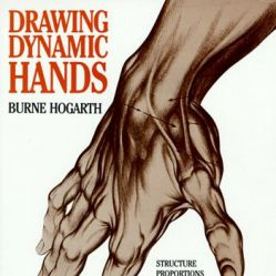 [手的教學]Drawing Dynamic hands