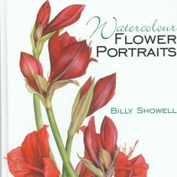 【水彩技法】PDF-Watercolour Flower Portraits