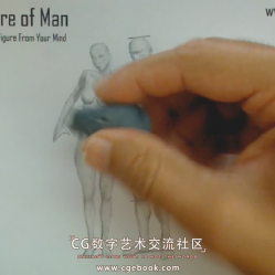 The_Structure_of_Man_Gesture_Drawing 人体结构绘画 35G