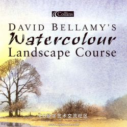 Watercolour Landscape Course 水彩風景教程
